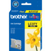 INK CARTRIDGE BROTHER LC37Y YELLOW
