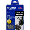 INK CARTRIDGE BROTHER LC38BK BLACK TWIN PACK