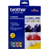INK CARTRIDGE BROTHER LC38CL3PK CYAN-MAGENTA-YELLOW-3 COLOUR P