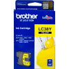 INK CARTRIDGE BROTHER LC38Y YELLOW