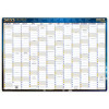 COLLINS WRITERAZE WALL YEAR PLANNERS 1000x700mm Framed