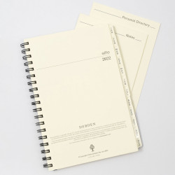 DEBDEN ELITE SERIES Refill Week To Opening (Suits No.1150 Diary) EA