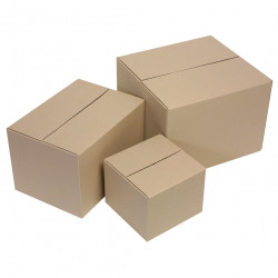 PACKING CARTON 290X285X250 SIZE 2 PK 10 MAIL ROOM PCK10