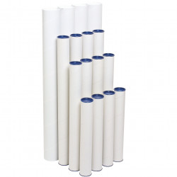 MAILING TUBE 60X720MM PACK 4 MAIL ROOM PCK4